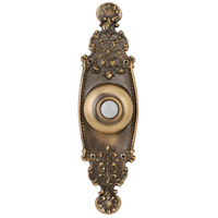 Craftmade PB3035-BB Designer Burnished Brass Lighted Push Button