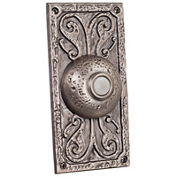Craftmade Teiber Large Surface Mount LED Lighted Pushbutton in Antique Pewter PB3037-AP