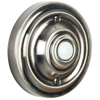 Signature Antique Pewter Push Button