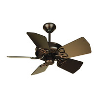 Piccolo Oiled Bronze Set of 5 Fan Blades