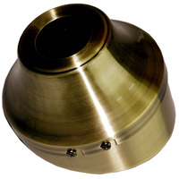 Craftmade SA130AB Signature Antique Brass Slope Ceiling Adapter