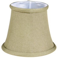 Signature Green 5 inch Mini Shade in Green Shade, Jeremiah