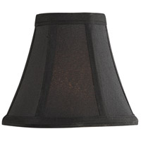 Jeremiah by Craftmade Signature Mini Shade in Black SH29