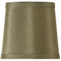 Design & Combine Dark Olive 6 inch Clip Shade in Dark Olive Shade