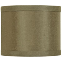 Design & Combine Dark Olive 6 inch Mini Drum Shade in Dark Olive Shade