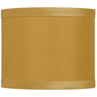 Jeremiah by Craftmade Design & Combine Mini Drum Shade in Mustard SH41-MINIDRUM