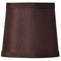Jeremiah by Craftmade Design & Combine Clip Shade in Chocolate SH42-5