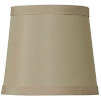 Jeremiah by Craftmade Design & Combine Clip Shade in Flax SH43-5