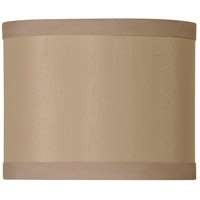 Jeremiah by Craftmade Design & Combine Mini Drum Shade in Flax SH43-MINIDRUM
