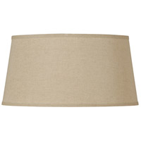 Design & Combine Natural Linen 20 inch Shade in Natural Linen Shade
