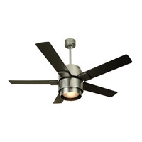 Craftmade Silo 1 Light 56-in Indoor Ceiling Fan in Brushed Aluminum SI56BA5