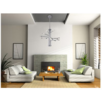 Craftmade 43016-CH-LED Solis LED 33 inch Chrome Chandelier Ceiling Light alternative photo thumbnail