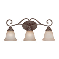 Craftmade 22403-ET Sutherland 3 Light 26 inch English Toffee Vanity Light Wall Light in Light Umber Etched alternative photo thumbnail