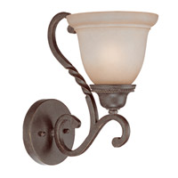 Craftmade 22431-ET Sutherland 1 Light 7 inch English Toffee Wall Sconce Wall Light alternative photo thumbnail