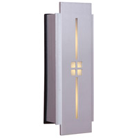 Craftmade Teiber Tiered Mission LED Illuminated Touch Button in Brushed Nickel TB1030-BN