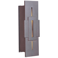 Craftmade Teiber Stacked Rectangles LED Illuminated Touch Button in Aged Iron TB1040-AI