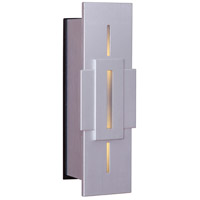 Craftmade Teiber Stacked Rectangles LED Illuminated Touch Button in Brushed Nickel TB1040-BN
