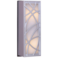 Craftmade Teiber Whimsical Lines LED Illuminated Touch Button in Brushed Nickel TB1060-BN