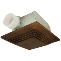 Craftmade Builder Ventilation 90 CFM Bathroom Exhaust Fan in Bronze TFV90-BZ