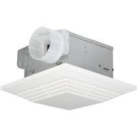 Craftmade Builder Ventilation 90 CFM Bathroom Exhaust Fan in White TFV90