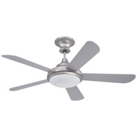 Craftmade Triumph Ceiling Fan With Blades Included in Brushed Satin Nickel TR52BN5