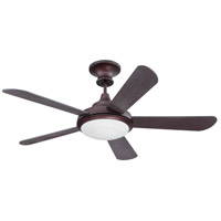 Craftmade Triumph Ceiling Fan With Blades Included in Oiled Bronze TR52OB5