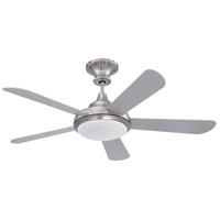 Craftmade Triumph Ceiling Fan With Blades Included in Stainless Steel TR52SS5