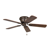 Ellington by Craftmade Wyman 42-in Indoor Ceiling Fan in Oil Rubbed Bronze WC42ORB5