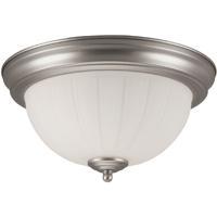 Craftmade X111-BN Signature 2 Light 11 inch Brushed Satin Nickel Flushmount Ceiling Light in Brushed Nickel