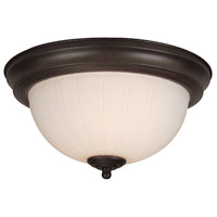 Craftmade X113-OB Signature 2 Light 13 inch Oiled Bronze Flushmount Ceiling Light