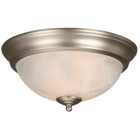 Craftmade X211-BN Signature 2 Light 11 inch Brushed Satin Nickel Flushmount Ceiling Light in Brushed Nickel