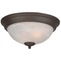 Jeremiah by Craftmade Signature 2 Light Flushmount in Oiled Bronze X211-OB-NRG
