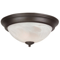 Craftmade X213-OB Signature 2 Light 13 inch Oiled Bronze Flushmount Ceiling Light