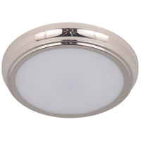 Craftmade X6509-PLN-LED X65 Series LED 9 inch Polished Nickel Flushmount Ceiling Light