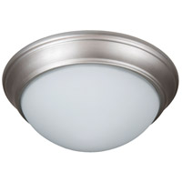 Craftmade XPP11BN-2W Pro Builder Premium 2 Light 11 inch Brushed Satin Nickel Flushmount Ceiling Light