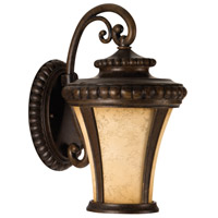 Craftmade Z1204-PRO-LED Prescott LED 13 inch Peruvian Bronze Outdoor Wall Lantern, Small