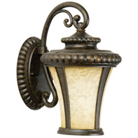 Craftmade Z1204-PRO Prescott 1 Light 13 inch Peruvian Bronze Outdoor Wall Lantern, Small