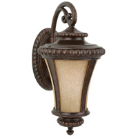 Craftmade Z1214-PRO Prescott 1 Light 20 inch Peruvian Bronze Outdoor Wall Lantern, Medium