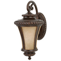 Craftmade Z1214-PRO Prescott 1 Light 20 inch Peruvian Bronze Outdoor Wall Lantern in Incandescent, Medium