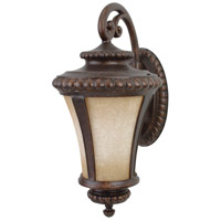 Craftmade Z1224-PRO Prescott 1 Light 24 inch Peruvian Bronze Outdoor Wall Lantern, Large