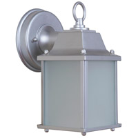 Craftmade Z192-CM-LED Coach Lights LED 9 inch Chromite Outdoor Wall Lantern