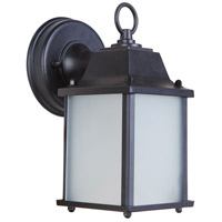 Craftmade Z192-OBO-LED Coach Lights LED 9 inch Oiled Bronze Outdoor Wall Lantern