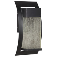 Craftmade Z2504-MN-LED Ontario LED 12 inch Midnight Outdoor Wall Lantern Small