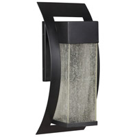 Ontario LED 15 inch Midnight Outdoor Wall Lantern, Medium