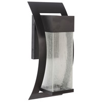 Ontario LED 19 inch Midnight Outdoor Wall Lantern, Large