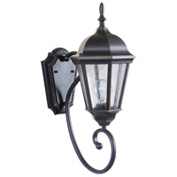 Newberg 1 Light 18 inch Oiled Bronze Gilded Outdoor Wall Mount, Exteriors