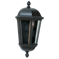 Britannia 1 Light 14 inch Oiled Bronze Outdoor Pocket Wall Mount in Clear Beveled