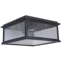 Craftmade Z3227-MN Gentry 1 Light 13 inch Midnight Outdoor Flushmount, Small photo thumbnail