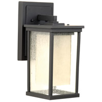 Exteriors by Craftmade Riviera 1 Light Outdoor Wall Mount in Oiled Bronze Z3714-92