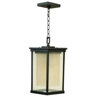 Exteriors by Craftmade Riviera 1 Light Outdoor Pendant in Oiled Bronze Z3721-92